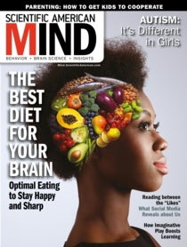 Scientific American Mind Volume 27, Issue 2