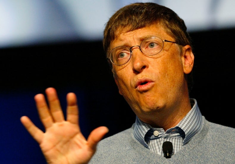 World's Richest Man Picks Energy Miracles