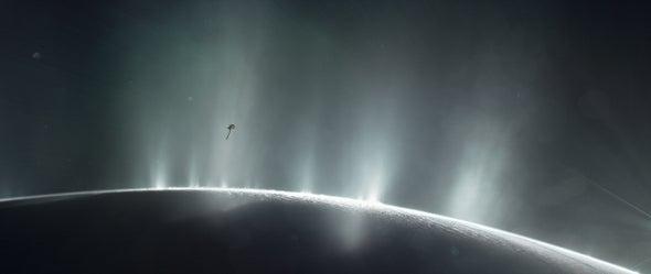 Ingredients for Life Found on Saturn's Moon Enceladus