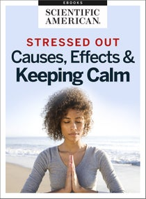 Stressed Out: Causes, Effects and Keeping Calm
