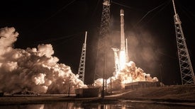 "Fate of Secret ""Zuma"" Satellite Unknown after SpaceX Launch"