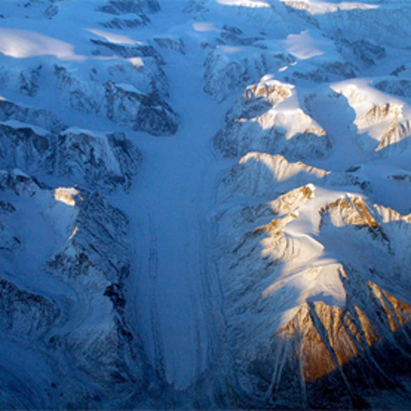 Arctic Ice Caps May Be More Prone to Melt
