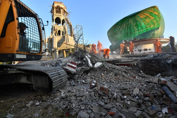 What Caused the Massive Magnitude-7 Indonesian Earthquake?