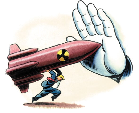 No One Should Have Sole Authority to Launch a Nuclear Attack