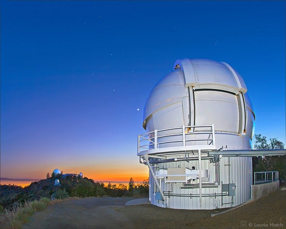 Telescope Apps Help Amateurs Hunt for Exoplanets