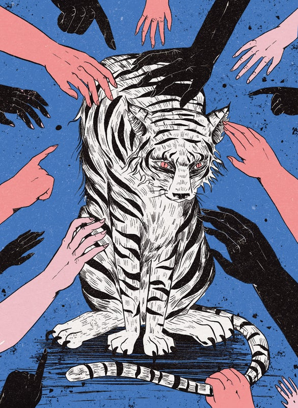 Tragedy of the White Tiger