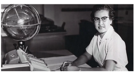 Katherine Johnson, Trailblazing NASA Mathematician, Celebrates 100 Trips around the Sun