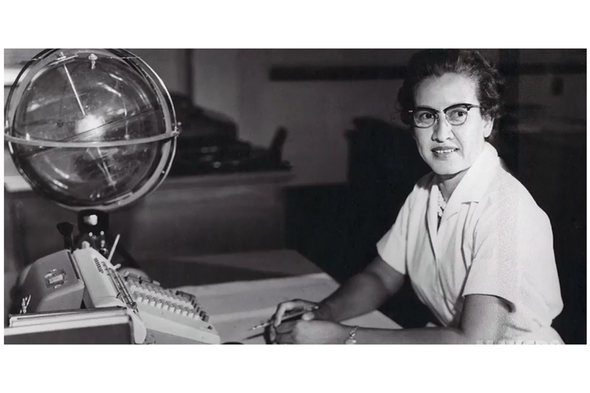 Katherine Johnson, Trailblazing NASA Mathematician, Celebrates 100 Trips around the Sun