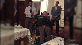 Hawking at the Seder