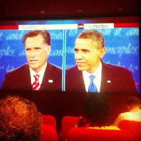 third and final Presidential debate