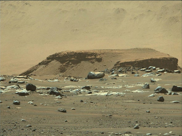 NASA's Perseverance Rover Finds Signs of Epic Ancient Floods on Mars