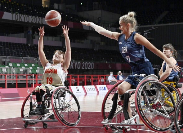 How Paralympic Wheelchairs and Prostheses Are Optimized for Speed and Performance