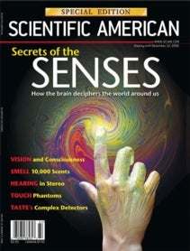 Secrets of the Senses