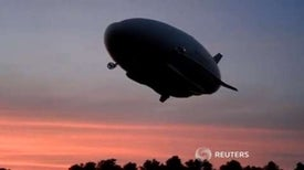 World's Longest Aircraft to Aid Disaster Relief