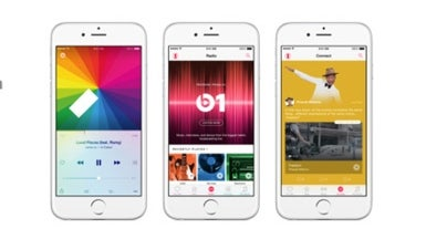 Apple Challenges Spotify with Streaming Music Service