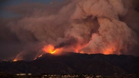 Climate Change Fingerprints Are All over California Wildfires