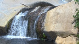 Going with the Flow: Waterfalls Can Form Spontaneously