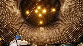 Weird Neutrino Behavior Could Explain Long-standing Antimatter Mystery