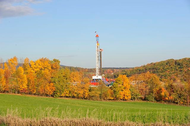 Poor Communities Bear Greatest Burden from Fracking