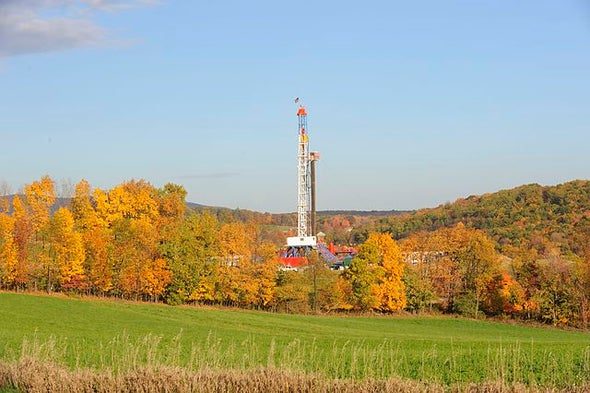 Poor Communities Bear Greatest Burden from Fracking