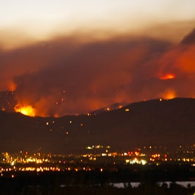 As Western U.S. Smolders, Forest Service Suspends 'Let It Burn' Policy