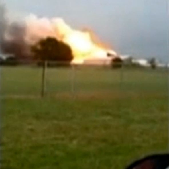 Texas Explosion Echoes Worst Industrial Accident Ever