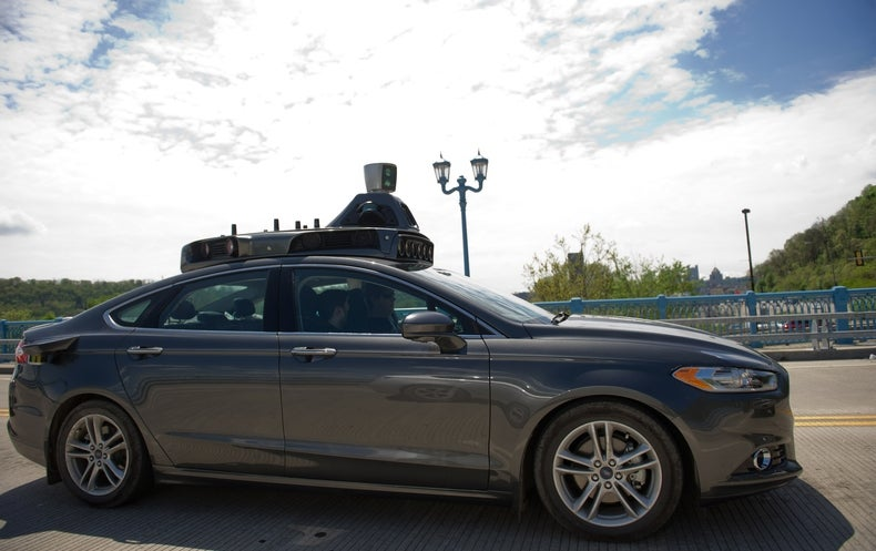 """Uber's """"Self-Driving"""" Test Cars to Be Overseen by Driver and Engineer"""