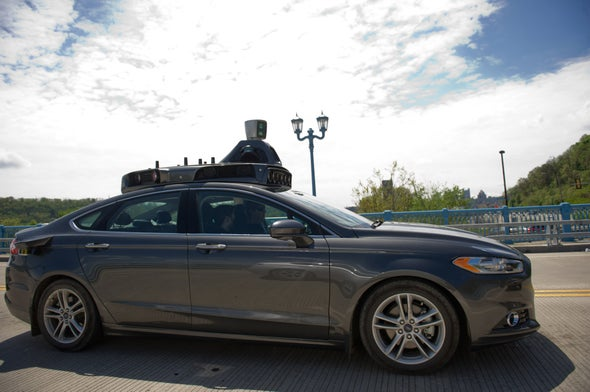 "Uber's ""Self-Driving"" Test Cars to Be Overseen by Driver and Engineer"