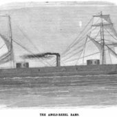 Confederate Ironclad:
