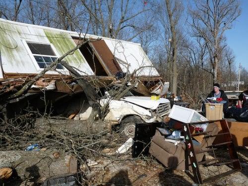 Tornado Season Peak Now Occurs Earlier in Spring