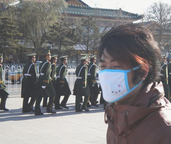 At Least Twice as Much DNA of Pathogens and Allergens in Air on Beijing's Smoggiest Days