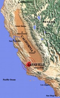 Popular Model of Earthquake Prediction Found Faulty