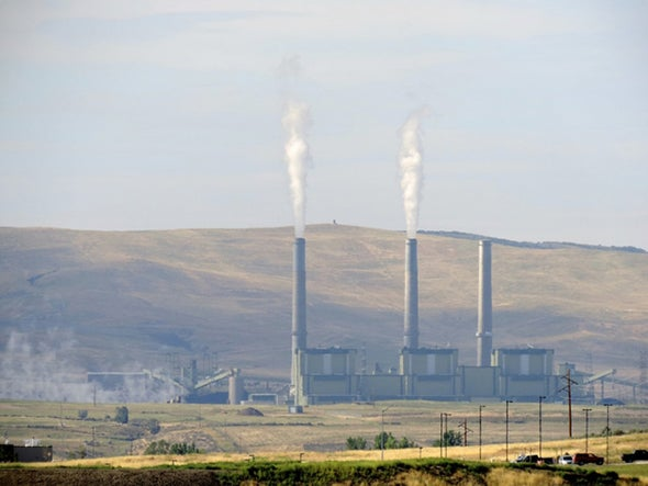 U.S. Greenhouse Gas Pollution Jumped 2 Percent in 2013
