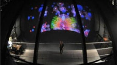 A 360-Degree Virtual Reality Chamber Brings Researchers Face to Face with Their Data