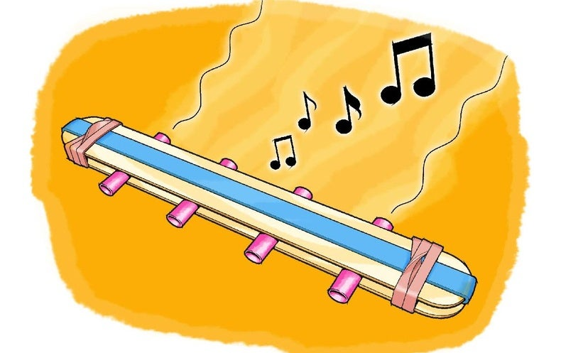 Sound Science: Make Your Own Harmonica! - Scientific American