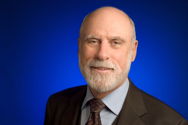 """Vinton G. Cerf: """"The Value of Investment by the U.S. Government Cannot Be Overstated"""""""