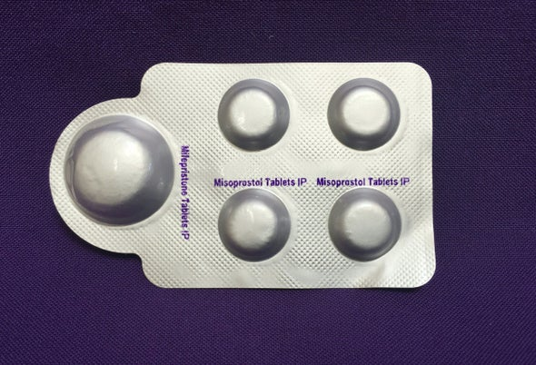 The FDA Should Remove Its Restrictions on the 'Abortion Pill' Mifepristone