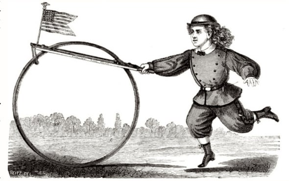 High Technology in 1867
