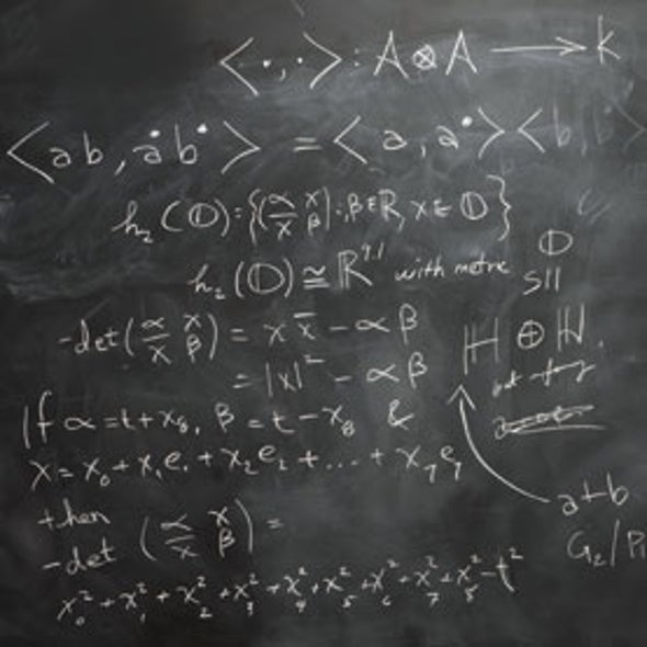 Why 5, 8 and 24 Are the Strangest Numbers in the Universe