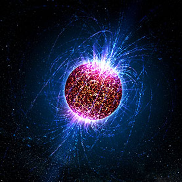 Bizarre Star Could Host a Neutron Star in Its Core