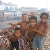 HAZARIBAGH, BANGLADESH: