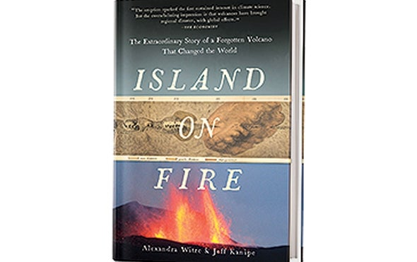 Book Review: Island on Fire