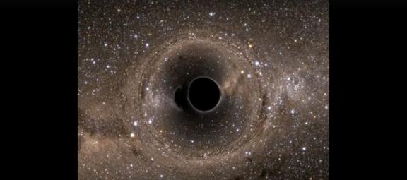 Black-Hole Mergers Cast a Kaleidoscope of Eyebrow-Shaped Shadows [Video]