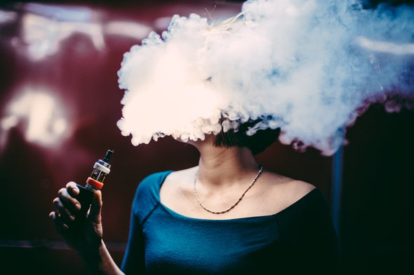 Are Smokers or Vapers More at Risk for COVID-19? Here's What We know
