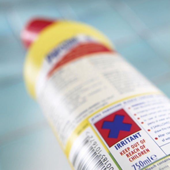 Corporate Whitewash?: Why Do Cleaning Product-Makers Keep Most of Their Ingredients Secret?