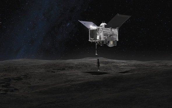 Asteroid Sample-Return Spacecraft Are Approaching Their Targets