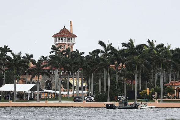 Any Half-Decent Hacker Could Break into Mar-a-Lago