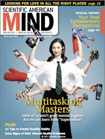 Scientific American Mind Volume 23, Issue 1