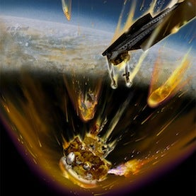 Failed Russian Mars Probe Crashes into Pacific Ocean
