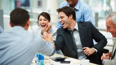 The Secret of Better Meetings: Fun